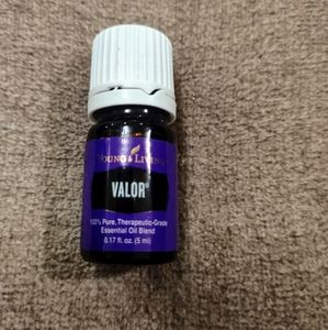 Young Living Valor essential oil blend
